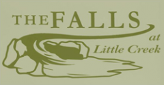 The Falls at Little Creek logo