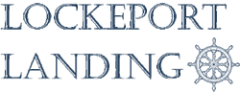 Lockeport Landing logo